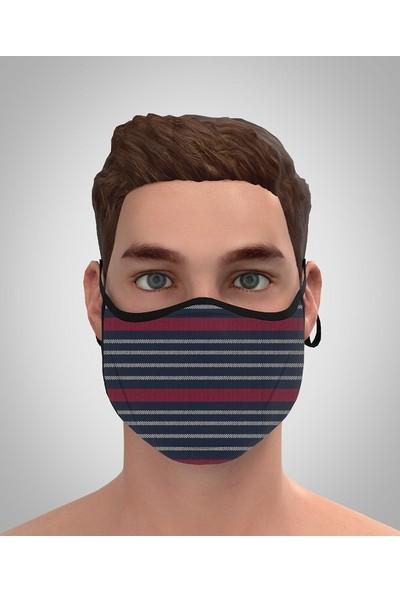 Parkrow 3 Katlı Yıkanabilir Nano Maske Ceomask