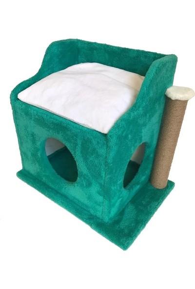 Tiger Pets Cat Dream Yeşil Kedi Evi