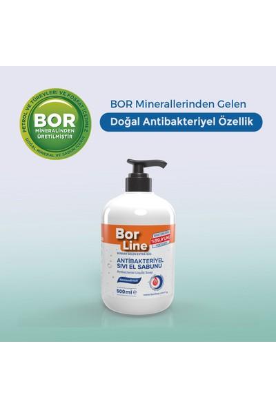 Borline %100 Yerli Bor Katkılı Antibakteriyel Sıvı El Sabunu 500 ml