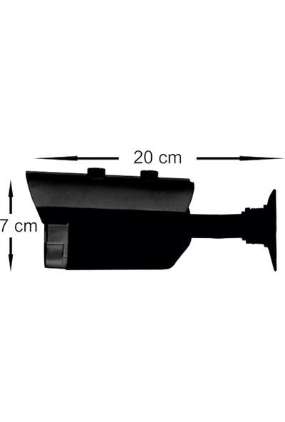 QROMAX PRO 163SM2 13'lü 5 Megapiksel Sony Lens 1080P Aptina Sensör Güvenlik Kamerası Seti