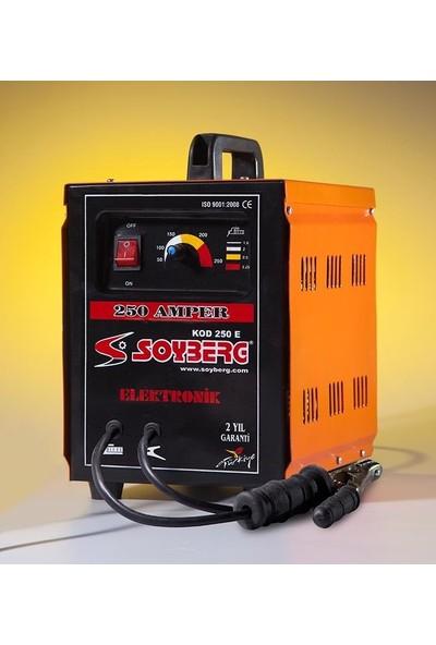Soyberg 250 E Çanta Kaynak Makinası 250 Amper