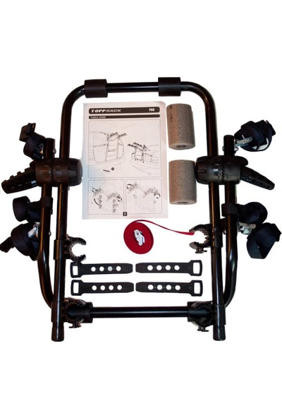 Acs Pro 2 Bisiklet Taşıyıcı Ce Kalite Belgeli