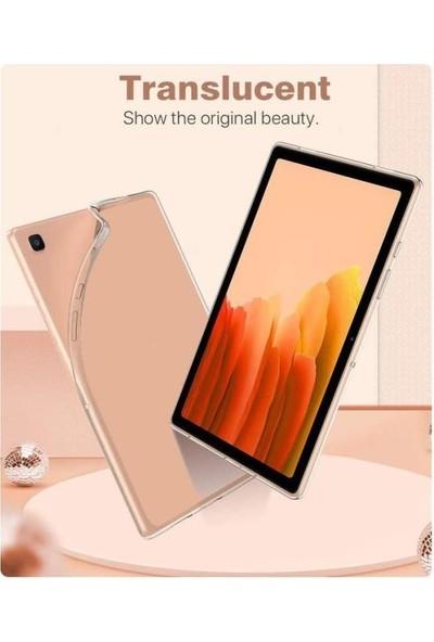 """Engo Samsung Galaxy Tab A7 10.4"""" SM-T500 Kılıf Şeffaf Silikon"""