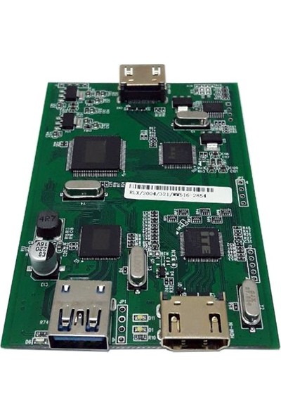 Phantom Raspberry İçin USB 3.0 4K HDMI In Full Hd Output Capture Card