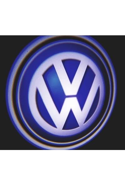 Atikan Volswagen Pilli Kapı Altı Logo