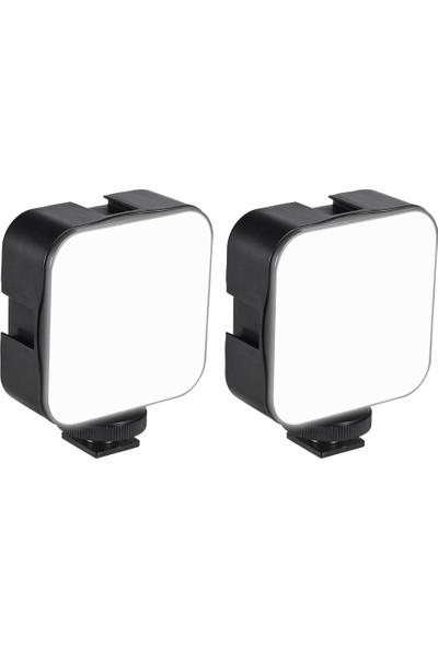 Docooler Mini LED Video Işık Fotoğrafçılığı Doldurma (Yurt Dışından)