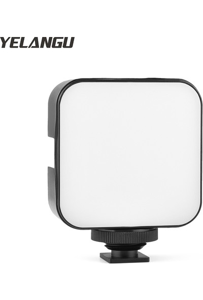 Yelangu LED01 Mini LED Video Işığı Fotoğraf Dolgu Lambası (Yurt Dışından)