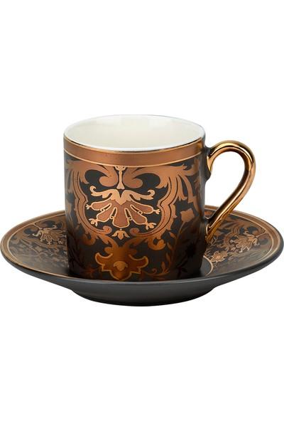 Karaca Charles 6 Kişilik Kahve Fincanı