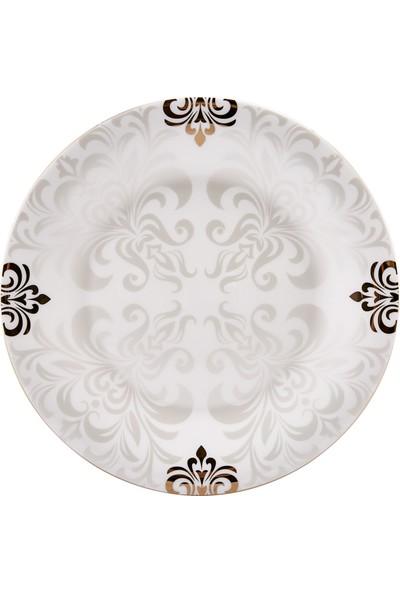 Karaca Fine Pearl Selina 62 Parça 12 Kişilik İnci Yemek Takımı
