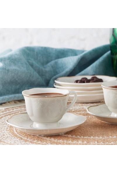 Karaca Margaret 6 Kişilik Kahve Fincanı