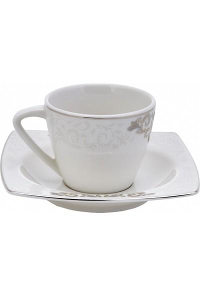 Karaca Nazende 6 Kişilik Kahve Fincanı