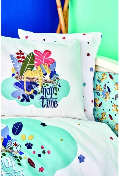 Karaca Home Bummer İndigo Cotton Bebek Uyku Seti