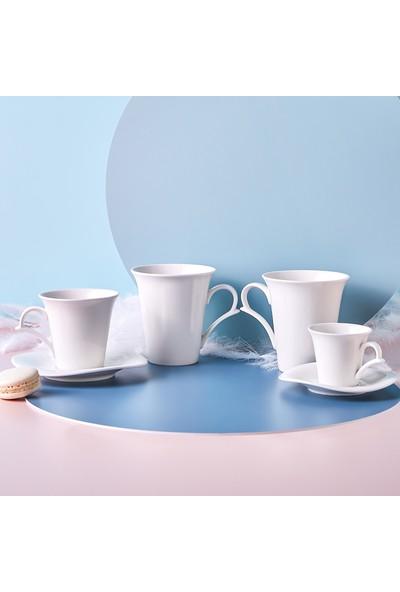Karaca Tev 2 Kişilik Çay Fincanı