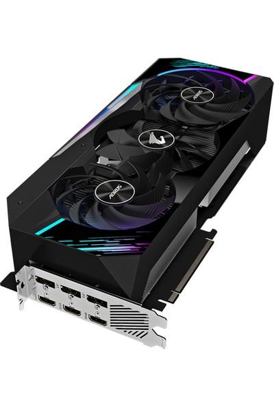Nvidia GeForce RTX 3090 24GB OC 384Bit GDDR6X PCI-Express 4.0 Ekran Kartı (GV-N3090AORUS M-24GD)