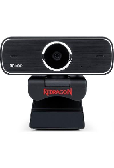 Redragon Hıtman GW800 1080P Dahili Çift Mikrofon Webcam
