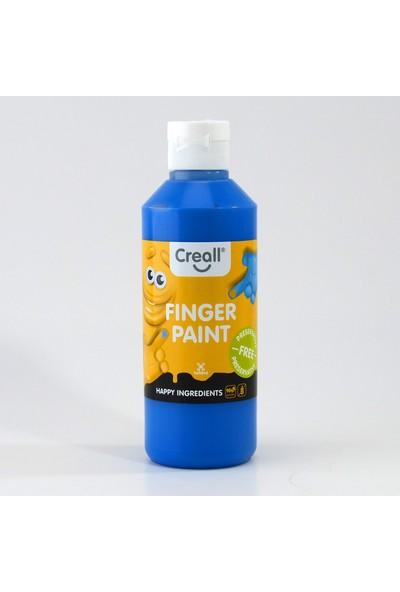 Creall Parmak Boyası Finger Paint – Mavi 250 ml