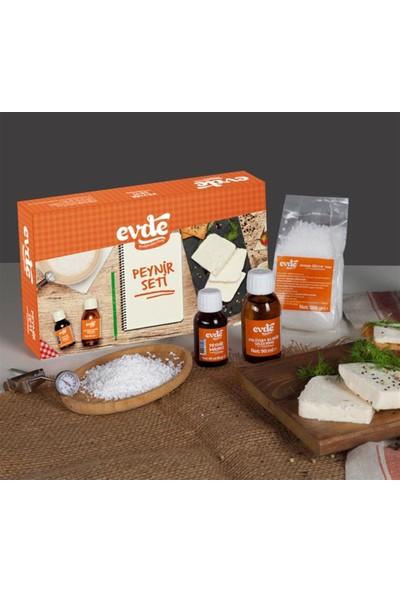 Evde Peynir Seti Paket