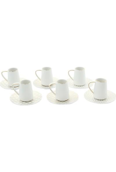 Pierre Cardin Goldy 6'lı Kahve Fincanı