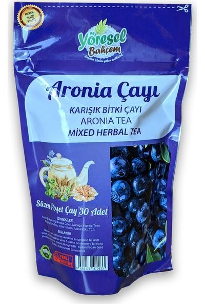 Yöresel Bahçem Aronia Çayı 30'lu