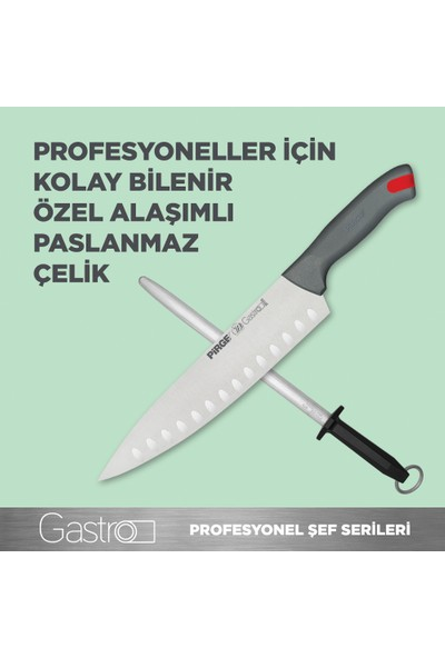 Pirge Gastro Mutfak Bıçağı 15,5 cm