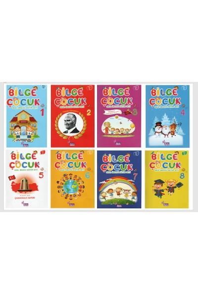 Bilge Çocuk Okul Öncesi Eğitim Seti 17 Kitap + 48 Ay