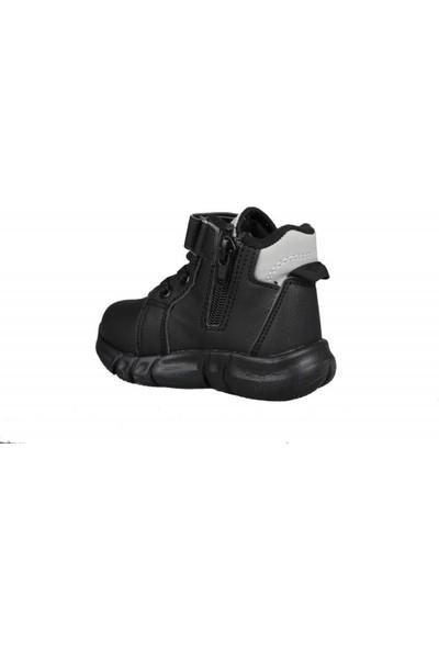 Cool Hira (22-25 Arası) Siyah Çocuk Sneakers