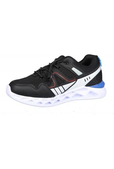 Jump 24742 Siyah Çocuk Sneakers
