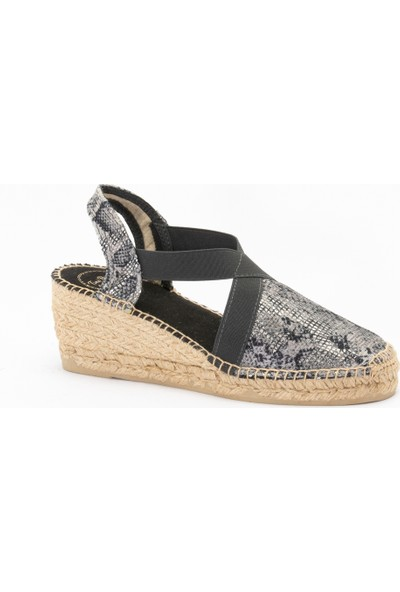 Toni Pons Kadın Sandalet Terra-Mbtonı Pons Black