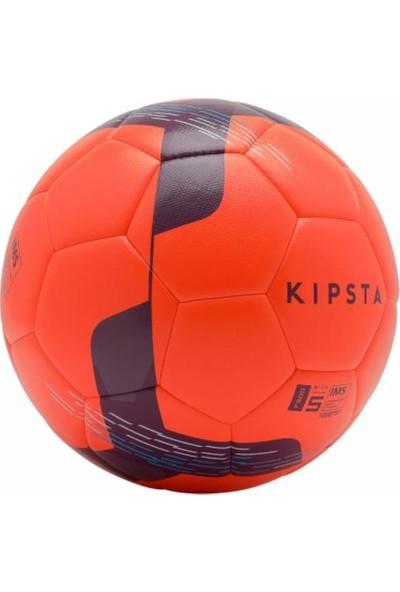 Kipsta Hibrit F500 Futbol Topu 5 Numara Turuncu