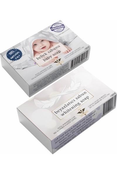 Dr Bellasoft Bebek Sabunu ve Beyazlatıcı Sabun 130 gr