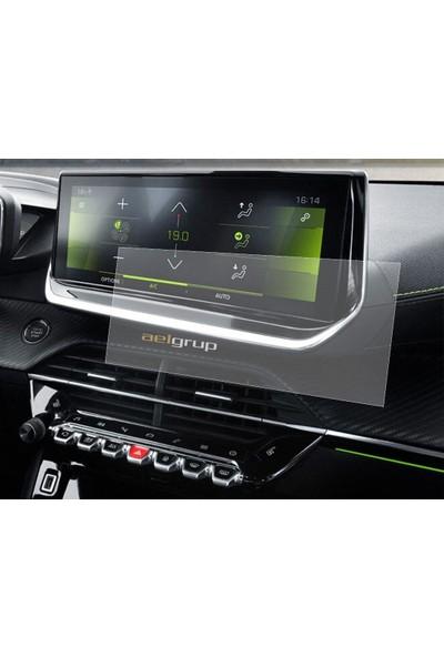 Peugeot Yeni 2008 10 Inç Navigasyon 9h Nano Ekran Koruyucu