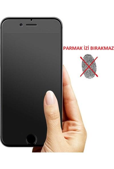 mTnCover iPhone Xs Parmak Izi Bırakmayan Ön Kamera Açık Full 5d Ceramik Esnek Ekran Koruyucu