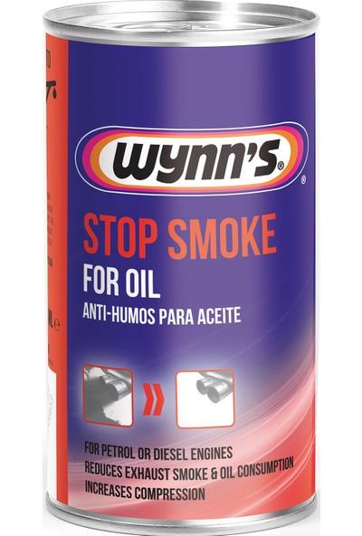Wynn's Stop Smoke - Duman Kesici Motor Yağ Katığı / Katkısı