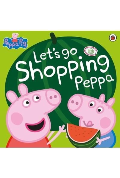 Ladybird Peppa Pig: Let's Go Shopping Peppa