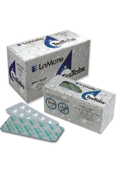 Lamotte Toplam Klor Hapı Tablet 1000 Ölçüm (Dpd3) (Cihaz)