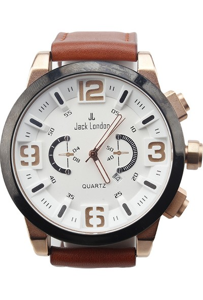 Jack London 1602 M Erkek Kol Saati