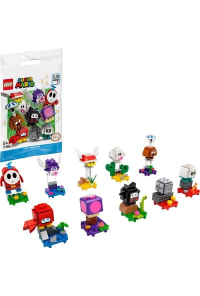 LEGO® Super Mario™ Karakter Paketleri Seri 2 71386 - Yaratıcı Çocuklar için İnteraktif Koleksiyonluk Oyuncak Yapım Seti