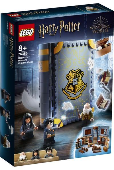LEGO® Harry Potter™ Hogwarts™ Anısı: Tılsım Dersi 76385 - Profesör Flitwick'in Koleksiyonluk Oyuncak Yapım Seti (255 parça)
