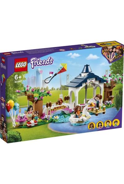 LEGO® Friends Heartlake City Parkı 41447 - Çocuklar için Oyuncak Yapım Seti (432 Parça)