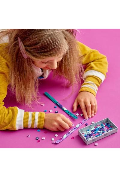 LEGO® DOTS Ekstra Tamamlayıcı Parça Seti Seri-3 41921 - Eğlenceli Yaratıcı Oyunlar için Kendin Yap Dekorasyon Parça Seti (107 Parça)