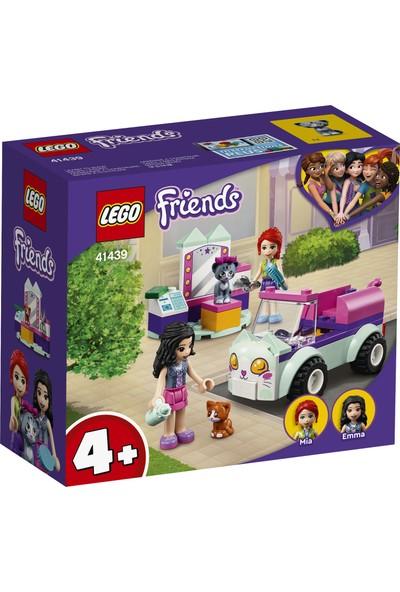 LEGO® Friends Kedi Kuaförü Arabası 41439 - Çocuklar için Oyuncak Yapım Seti (60 parça)