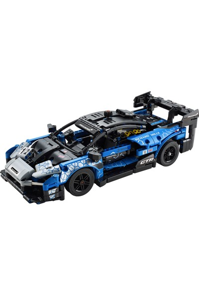 LEGO® Technic McLaren Senna GTR™ 42123 - Çocuk ve Yetişkinler için Koleksiyonluk Oyuncak Araba Yapım Seti (830 Parça)