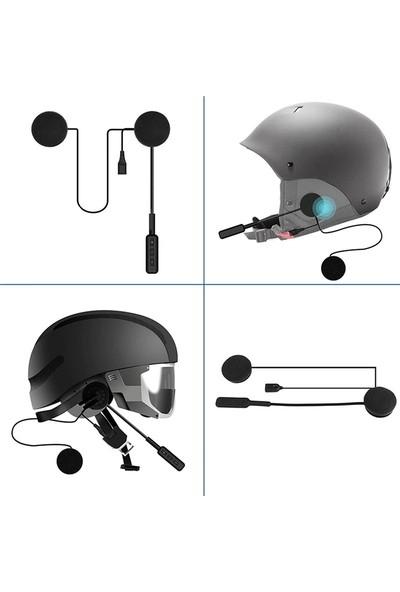 Schulzz Çağrı Kontrollü 5.0 Bluetooth Kulaklık