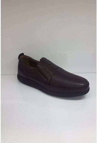 Forex 2549 Deri Erkek Comfort Günlük Ayakkabı