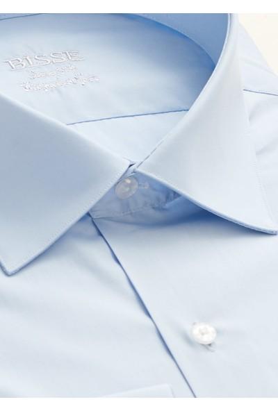 Bisse Regular Fit Nano Care Klasik Gömlek