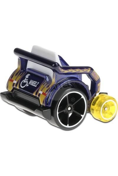 Mattel Hotwheels Lisanslı Araba Wheelie Chair