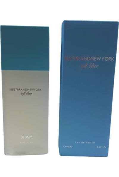 Bbny Soft Blue Femme Edt 100 ml