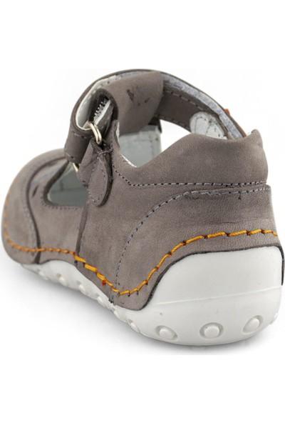 Cici Bebe Gri Portakal Erkek Çocuk Ayakkabı 108208E-GR-PRT