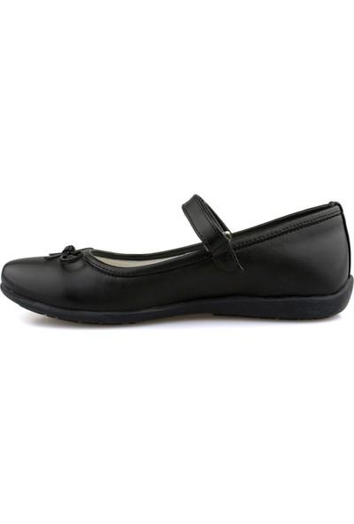 Cici Bebe Siyah Mat E Kız Çocuk Ayakkabı 1001061K-SYH-MT-E