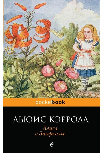 Through The Looking Glass (Russian) - Lewis Carroll